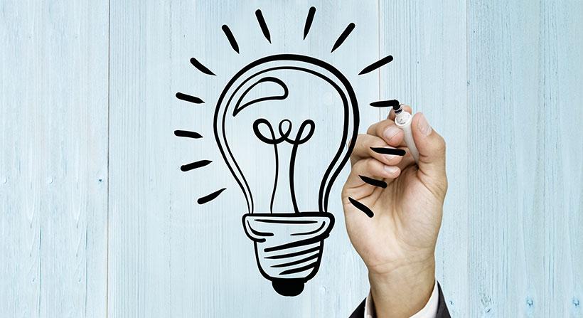 Inovar não é para a sua organização?