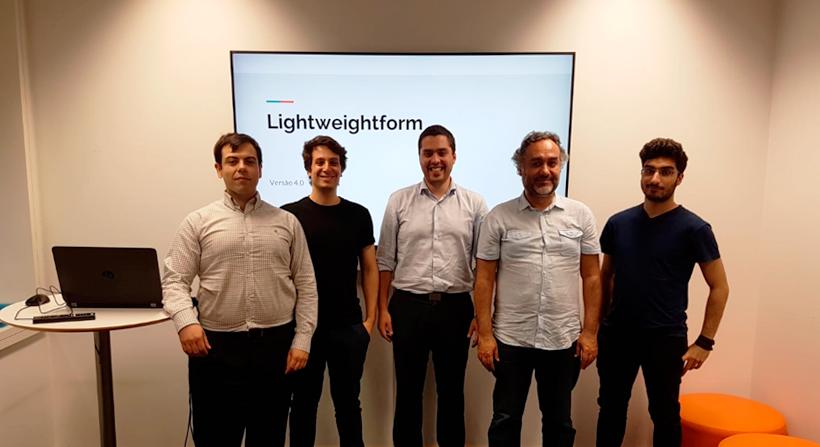 Equipa Lightweightform