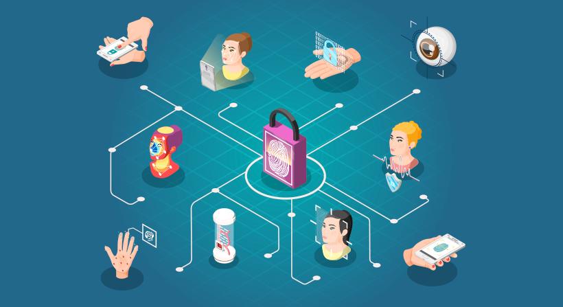 Vantagens da autenticação biométrica para a sua organização